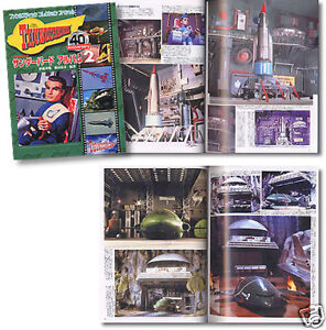 THUNDERBIRDS-Album-2-Photo-Book-from-Japan-COLOR-OOP