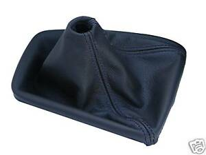 BMW-E46-GENUINE-LEATHER-GEAR-COVER-SHIFT-BOOT-GAITER