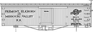 LaBelle-O-305-F-E-M-V-Box-Car-Kit