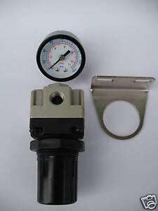 1pc-MINI-Pressure-Regulator-1-4-034-NPT-with-Gauge-and-Bracket-MettleAir-AR2000-N02