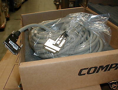 Compaq 313374-005 39ft 12m Vhdci To Vhdci Scsi Cable