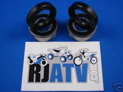 Yamaha Ytm200 1984-1985 Front Wheel Bearings And Seals