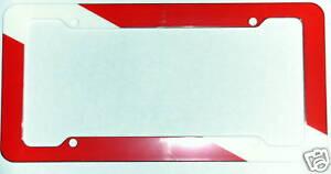 Scuba-License-Plate-Frame-Dive-Flag-Diving-New