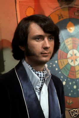 THE MONKEES MIKE NESMITH RARE 8X12 PHOTO 60'S TV SHOW