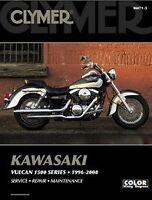 Kawasaki Vulcan 1500 Vn1500 Classic Drifter Nomad 1996-08 Clymer Manuale M471-3 -  - ebay.it