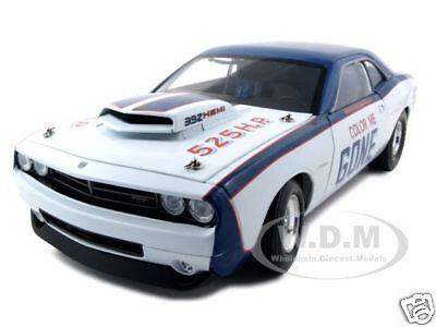 Dodge Challenger Super Stock Color Me Gone 1of600 1:18 Car By Highway 61 50767