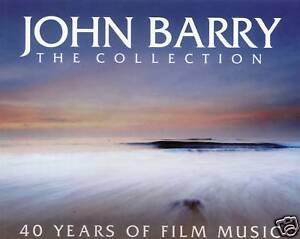 John Barry 40 Years Of Film Music - 4CD Set