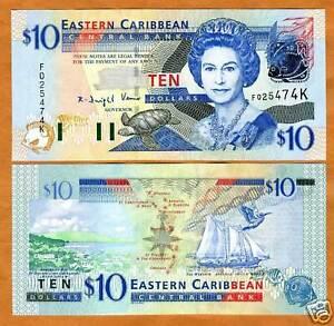 Eastern-East-Caribbean-10-2003-St-Kitts-P-43k-UNC