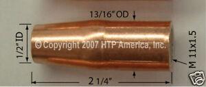 3-Chicago-Electric-Mig-Welder-Gas-Nozzles-Parts