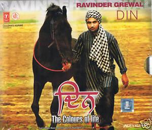 RAVINDER-GREWAL-DIN-NEW-BHANGRA-CD-FREE-UK-POST