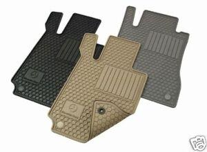 Mercedes benz c300 c250 c350 sedan beige all weather floor for Mercedes benz glk 350 floor mats