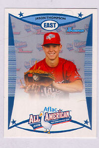 2008-TOPPS-AFLAC-JASON-THOMPSON-ALL-AMERICAN-ONLY-250