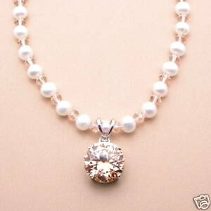 Champagne-Quartz-Cultured-Freshwater-Pearl-Necklace-Set
