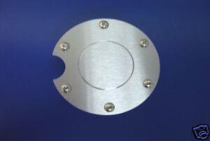 Smart-Fortwo-450-1-Stueck-Edelstahl-Platte-geschliffen-fuer-den-Tankdeckel