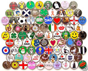 12-SHOPPING-TROLLEY-COIN-TOKENS-COLLECTORS-NO-CLASPS-no-keyrings-clubs-etc