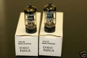 M8100-CV4010-6AK5W-MULLARD-NOS-MATCHED-PAIR