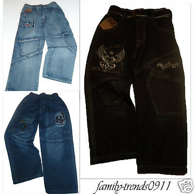 schn ppchen 3 top moderne jeans hosen boys ebay. Black Bedroom Furniture Sets. Home Design Ideas