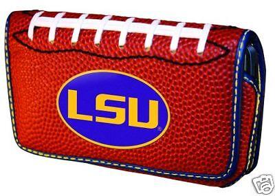 Louisiana State University Lsu Tigers Iphone Pda Case