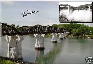 Bridge-over-the-river-Kwai-POW-FRED-SEIKER-signed-12x8