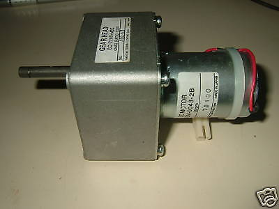 Gear Head Dc 24v At 20 Rpm  12v At 10 Rpm  Motor