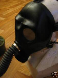 Russian-USSR-black-rubber-gas-mask-for-children-PDF-2Sh
