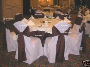 100-BRAND-NEW-Polyester-Banquet-Chair-Covers-Wedding