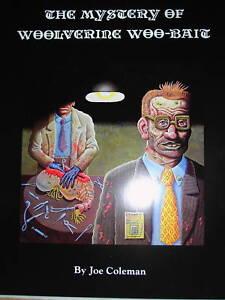 JOE-COLEMAN-The-mystery-of-woolvering-woo-bait-mint