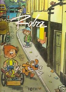 Jean-Roba-Boule-amp-Bill-Monographie-Tirage-de-tete-Toth