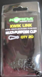 KORDA KWIK LINK - <span itemprop=availableAtOrFrom>Bromley, United Kingdom</span> - Please return goods within 14 days of purchase. Goods must be returned in original packaging and in good working order. Refunds will be made once the goods have been inspected. Most purch - Bromley, United Kingdom