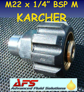 M22-x1-4M-KARCHER-ADAPTOR-PRESSURE-WASHER-JET-WASH-HOSE
