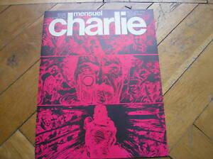 MENSUEL-CHARLIE-N-108-AFFICHE-PUB-KIOSQUE