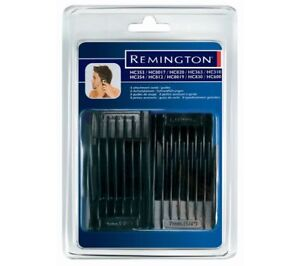 REMINGTON-Hair-Clipper-ATTACHMENT-COMB-GUIDES-x-8-SP254