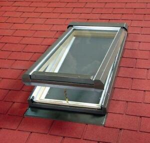 Roof window vs skylight