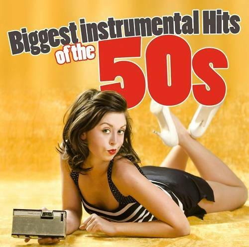 CD Biggest Instrumental Hits Of The 50s von Various Artists 3CDs