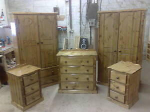 BUCKINGHAM-5-PIECE-BEDROOM-SET-SOLID-PINE-NO-FLAT-PACKS-NO-SELF-ASSEMBLY-HERE