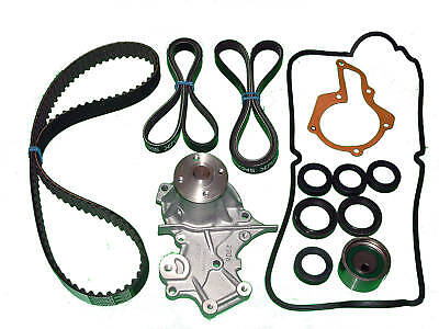 Timing Belt Kit Suzuki Sidekick 16 Valve Water Pump, Seals, Tensioner, Gaskets