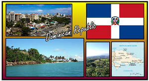 DOMINICAN-REPUBLIC-JUMBO-FRIDGE-MAGNET-BRAND-NEW