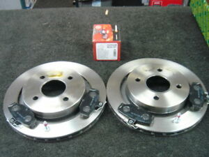 tvr chimaera griffith rear brake discs mintex m1144 pad ebay. Black Bedroom Furniture Sets. Home Design Ideas