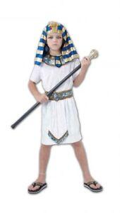 FANCY-DRESS-CHILD-PHARAOH-EGYPTIAN-PRINCE-KING-TUTANKHAMUN-TUTANKARMOON