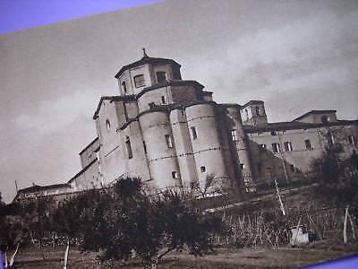 SANTUARIO M. DEL MONTE - CESENA SEPIA  POST CARD