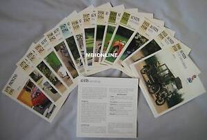Austin-Collectors-Classic-Car-Cards