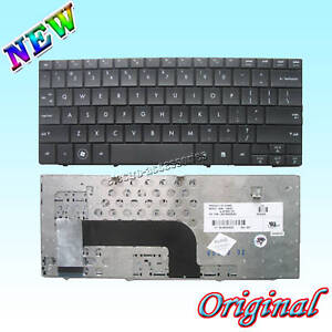 Original NEW HP MINI 110 Series US Keyboard 533549-001