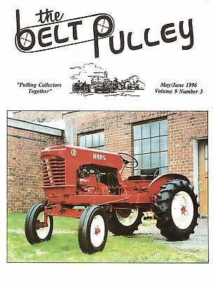Haas Garden Tractor, International 10-20 Titan Big Four