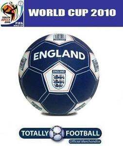 ENGLAND SIZE 5 ALL SURFACE FOOTBALL BALL NEW WORLD CUP