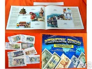 INTERNATIONAL-BANKNOTE-CURRENCY-COLLECTION-amp-FOLDER