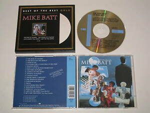 MIKE-BATT-THE-MUY-BEST-OF-SONY-469148-GOLD-CD-ALBUM