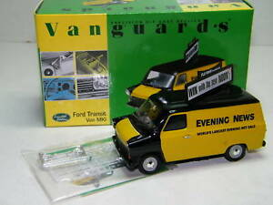 VANGUARDS-FORD-TRANSIT-VAN-MKI-EVENING-NEWS