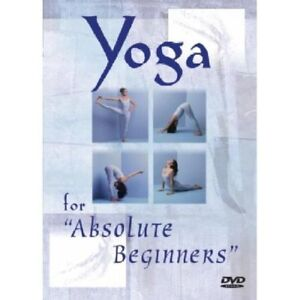 Yoga For Absolute Beginners - DVD - BRAND NEW SEALED