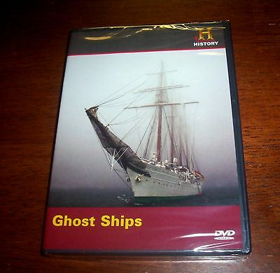 lying Dutchman Lost Boat Ship Spirit History Channel DVD NEW (Flying Ghost)