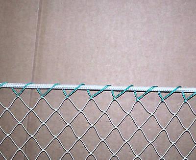 35' X 15' Nylon Net With 5/16' Top Rope Border 1 - 7